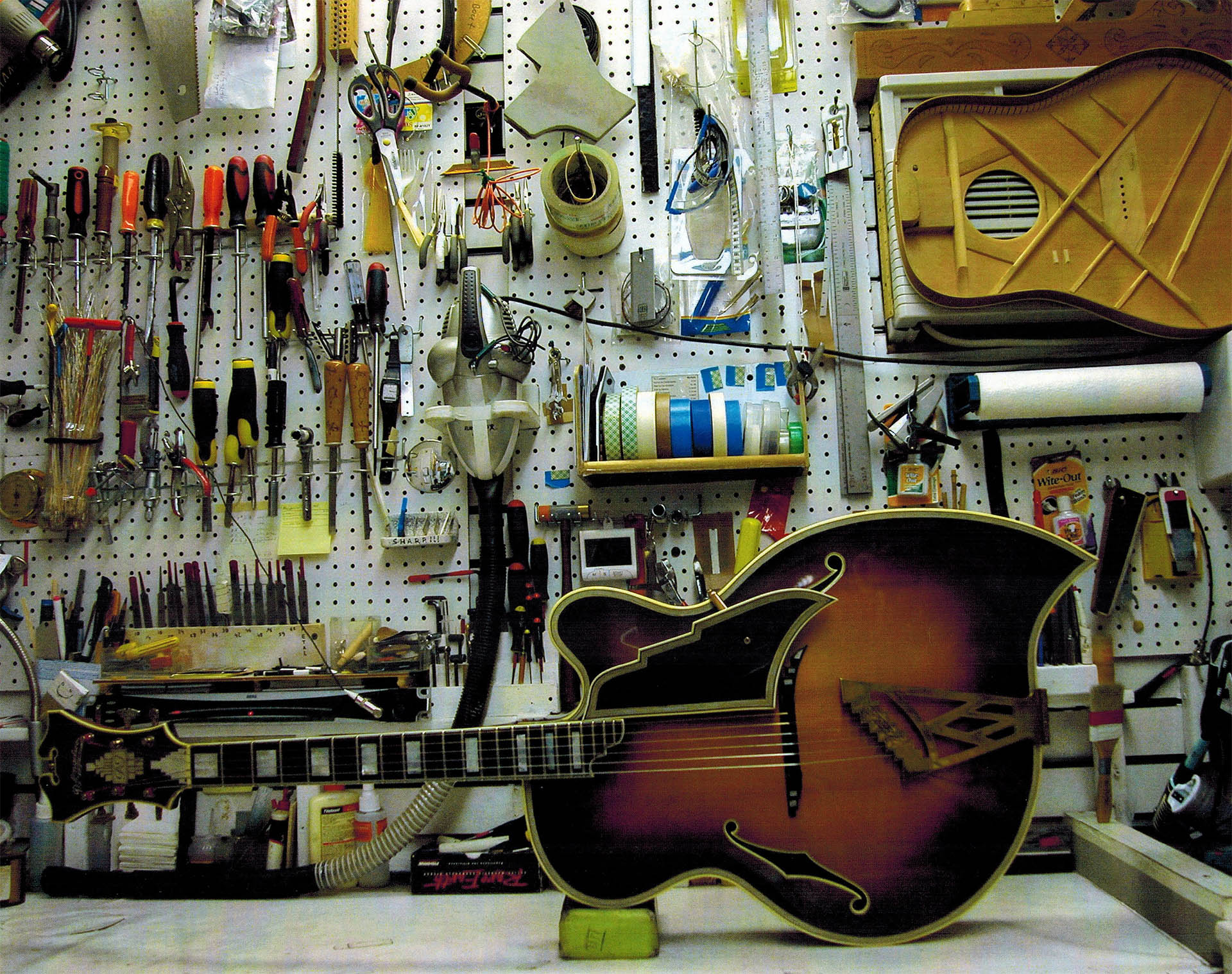Fix Guitar  - NYC String Music Instrument Repairs